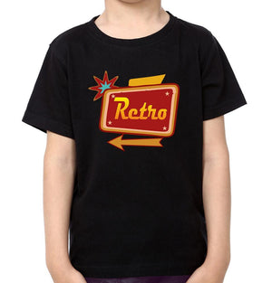 ektarfa.com Father Son T-Shirts New Retro