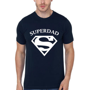 ektarfa.com Father Son T-Shirts Super Dad Super Son Father Son T-Shirts