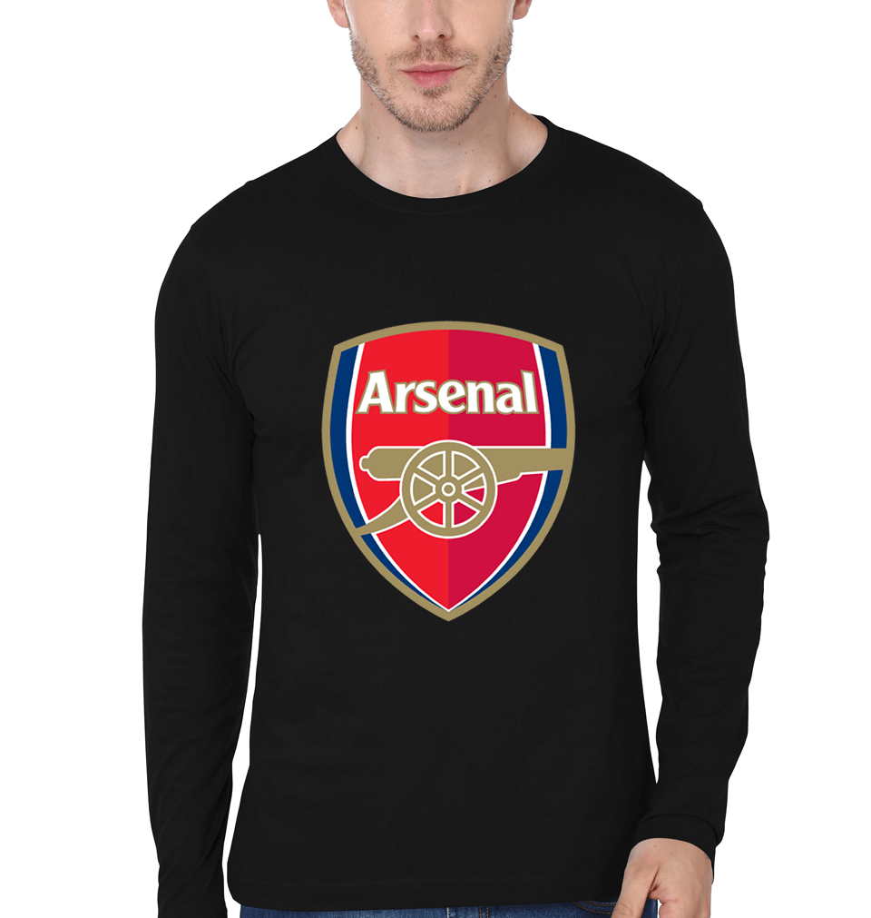 ektarfa.com Men Designs Arsenal Men Black T-Shirt & Hoodie