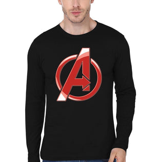 ektarfa.com Men Designs Avenger Logo Men T-Shirt & Hoodie