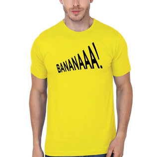 ektarfa.com Men Designs Bananaaaa Men T-Shirt & Hoodie