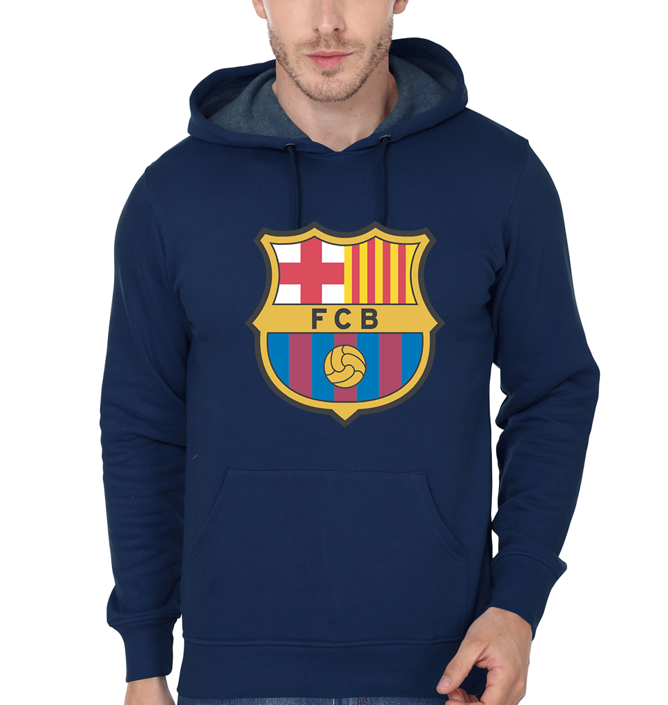 ektarfa.com Men Designs Barcelona Men Navy Blue T Shirt &  Hoodie