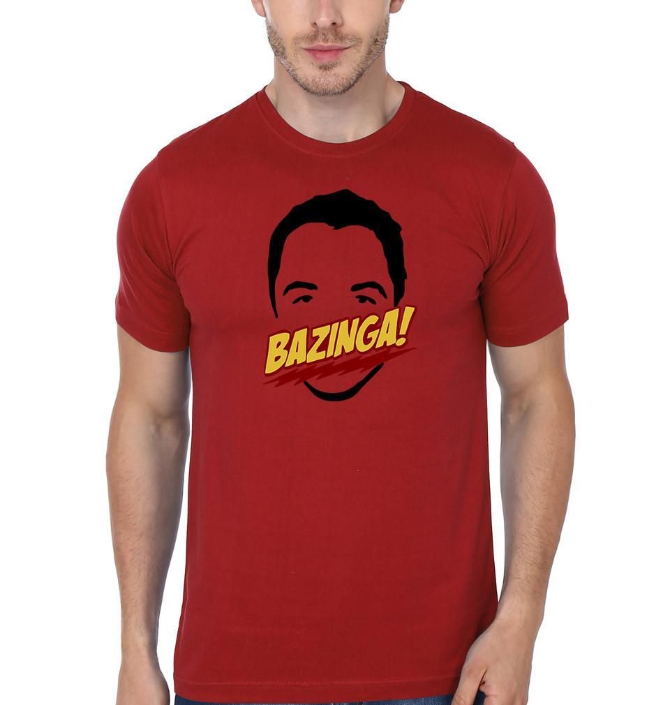 ektarfa.com Men Designs Bazinga Men T-Shirt & Hoodie