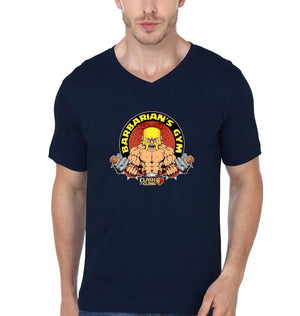 ektarfa.com Men Designs COC Barberian's Gym Men T-Shirts & Hoodies