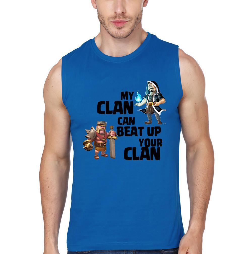 ektarfa.com Men Designs COC My Clan Men T-Shirt & Hoodie