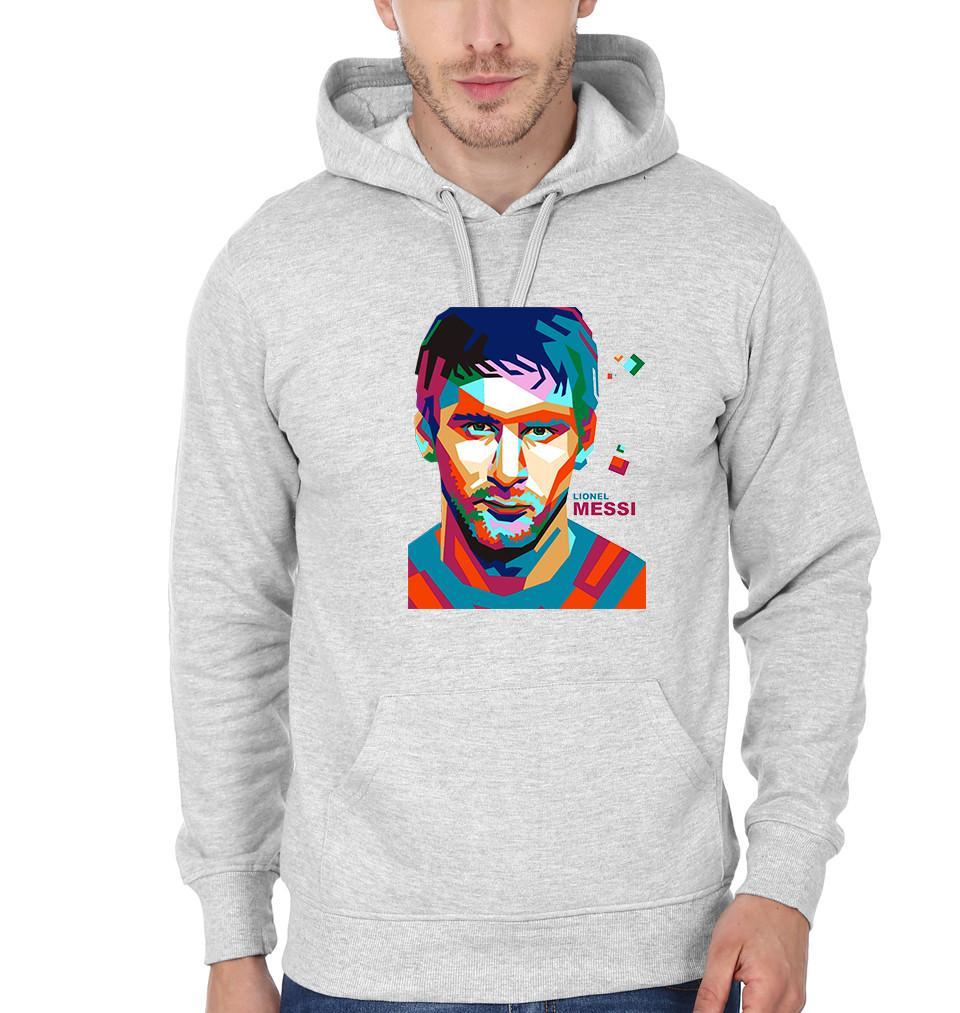 ektarfa.com Men Designs Colorful Messi T-Shirt & Hoodie