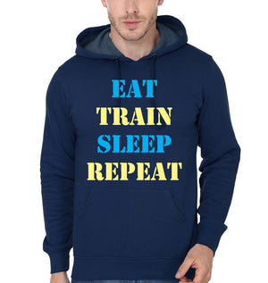 ektarfa.com Men Designs Eat Train Sleep Repeat Men T-Shirts & Hoodies