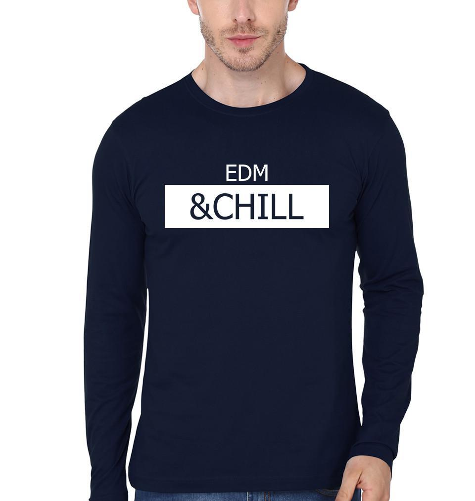 ektarfa.com Men Designs EDM & CHILL Men T shirts & Hoodie