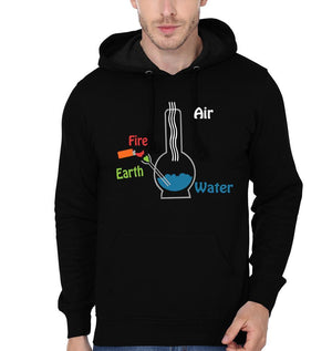 ektarfa.com Men Designs Element Bong Men T-Shirt & Hoodie