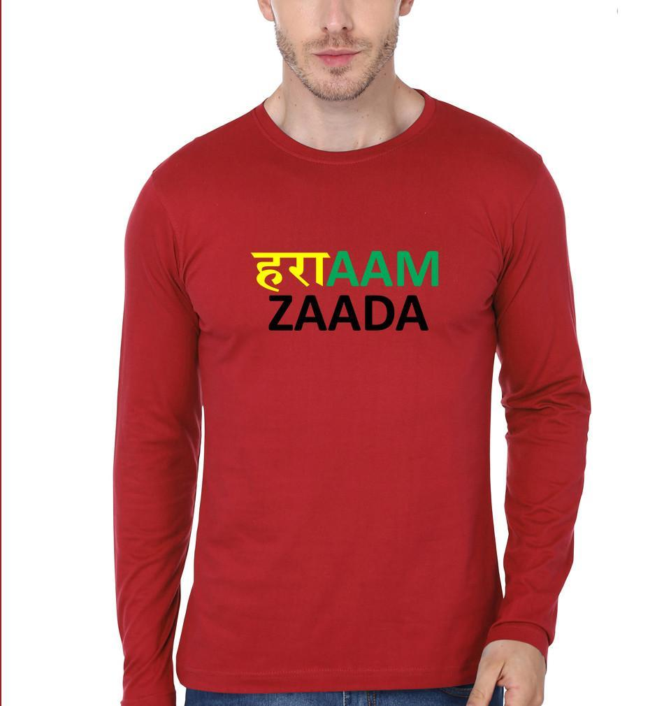 ektarfa.com Men Designs Haram Zaada Men T-Shirt & Hoodie
