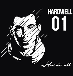ektarfa.com Men Designs Hardwell Signed Men T shirts & Hoodie