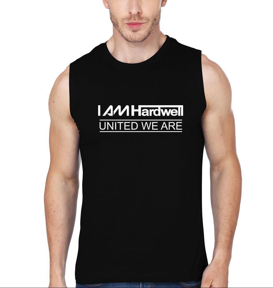 ektarfa.com Men Designs Hardwell United we are Men T-Shirt & Hoodie