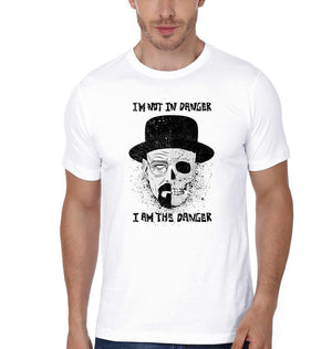 ektarfa.com Men Designs I Am The Danger Men T-Shirt & Hoodie
