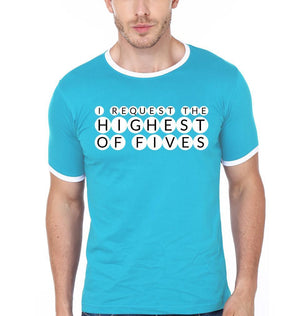 ektarfa.com Men Designs I Request The Highest Of Fives Men T-Shirt & Hoodie