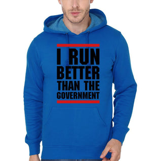 ektarfa.com Men Designs I Run Better Men T-Shirts & Hoodies
