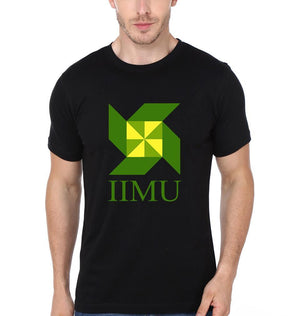 ektarfa.com Men Designs IIMU Logo Men T-Shirt & Hoodie