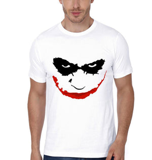 ektarfa.com Men Designs Joker Face Men T-Shirt & Hoodie