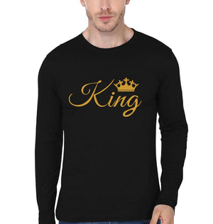 ektarfa.com Men Designs King Men T-Shirt & Hoodie