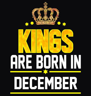 ektarfa.com Men Designs Kings Born December birthday Men t shirts and hoodies