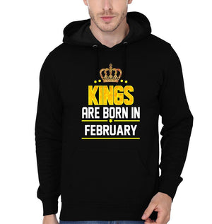 ektarfa.com Men Designs Kings Born February birthday Men t shirts and hoodies