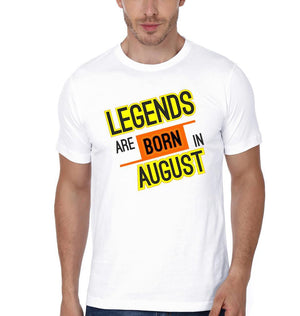 ektarfa.com Men Designs Legend Born August birthday Men t shirts and hoodies