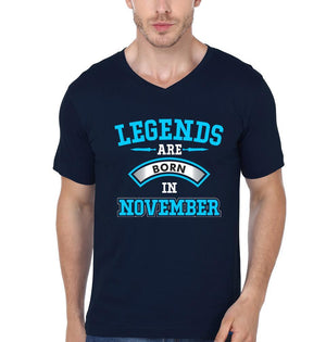 ektarfa.com Men Designs Legend Born November birthday Men t shirts and hoodies