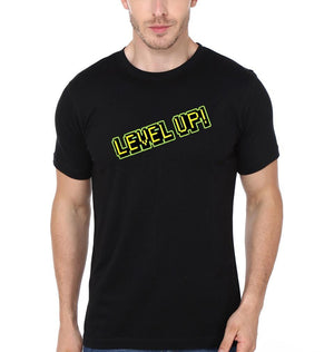 ektarfa.com Men Designs Level Up Men T-Shirts & Hoodies