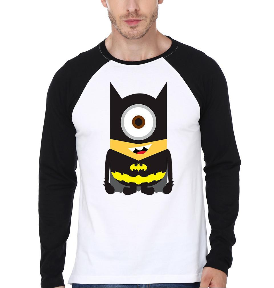 ektarfa.com Men Designs Minion Batman 2 Funny men T-Shirts & Hoodie