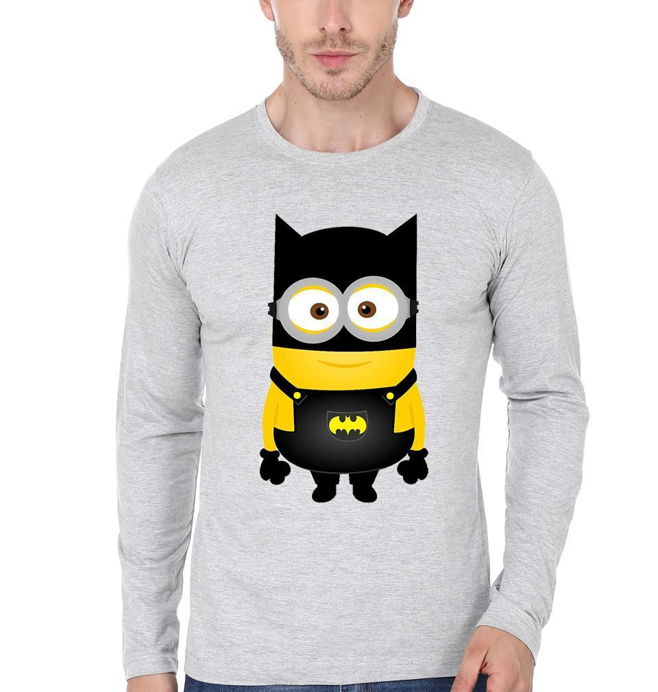 ektarfa.com Men Designs Minion Batman Funny men T-Shirts & Hoodie