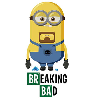 ektarfa.com Men Designs Minion Breaking Bad  men T-Shirt & Hoodie