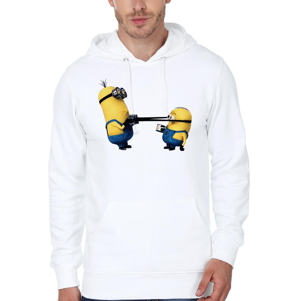 ektarfa.com Men Designs Minion Fight Funny men funny T-Shirts & Hoodie