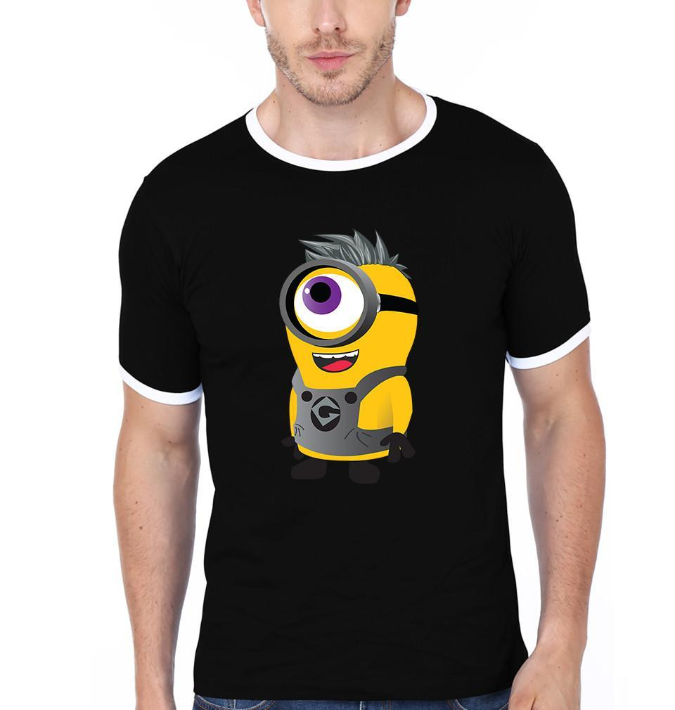 ektarfa.com Men Designs Minion Funkey Men T-Shirt & Hoodie