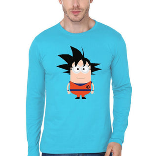 ektarfa.com Men Designs Minion Goku Funny men T-Shirts & Hoodie