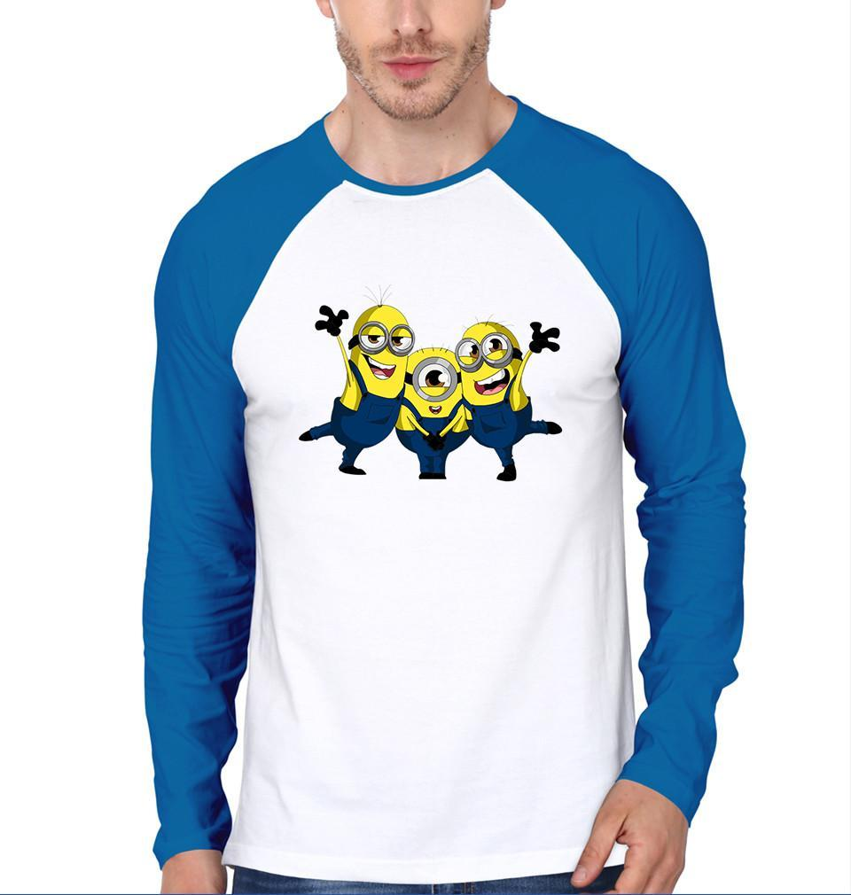 ektarfa.com Men Designs Minion Hurrey Men T-Shirt & Hoodie