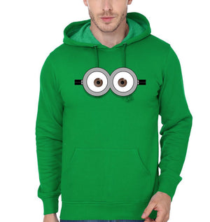 ektarfa.com Men Designs Minion Pop Eyes Men T-Shirt & Hoodie