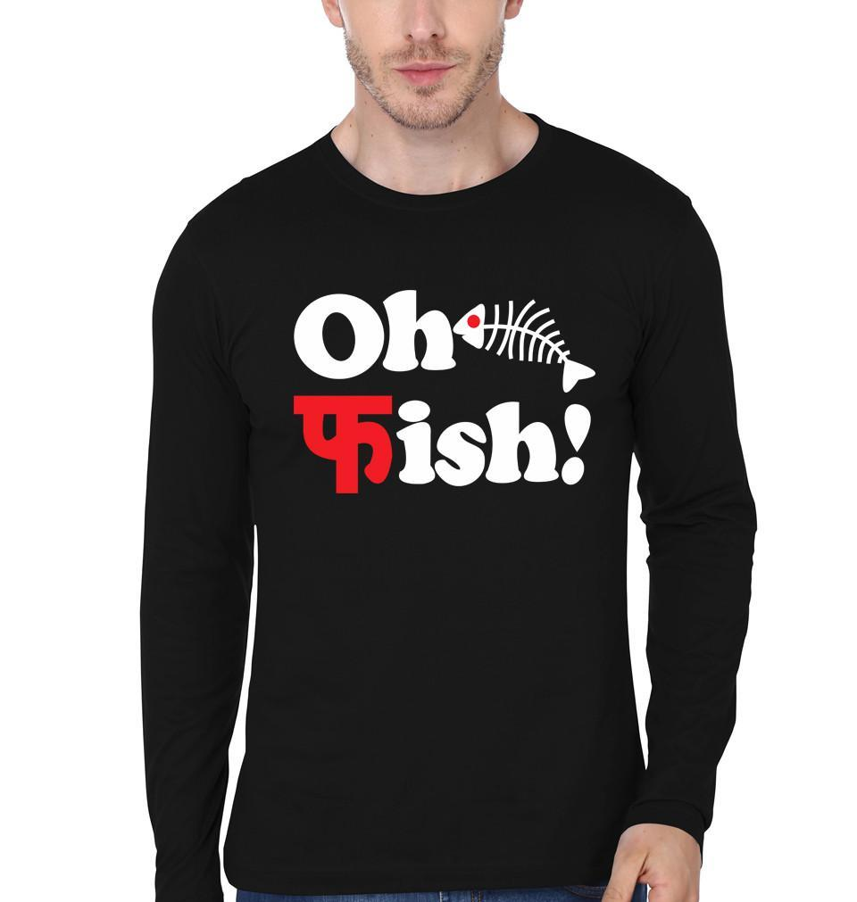 ektarfa.com Men Designs Oh Fish Funny men T-Shirts & Hoodie