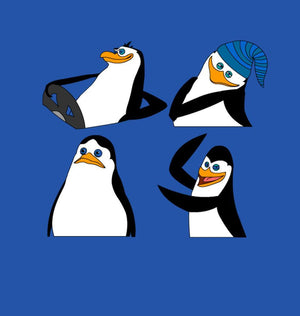 ektarfa.com Men Designs Penguins Fun Mode Men T-shirts & Hoodies