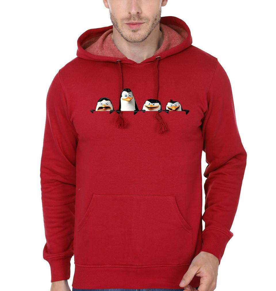 ektarfa.com Men Designs Penguins Looking Men T shirts & Hoodies