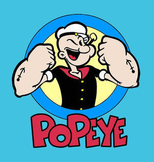 ektarfa.com Men Designs Popeye  Men T-Shirt & Hoodie
