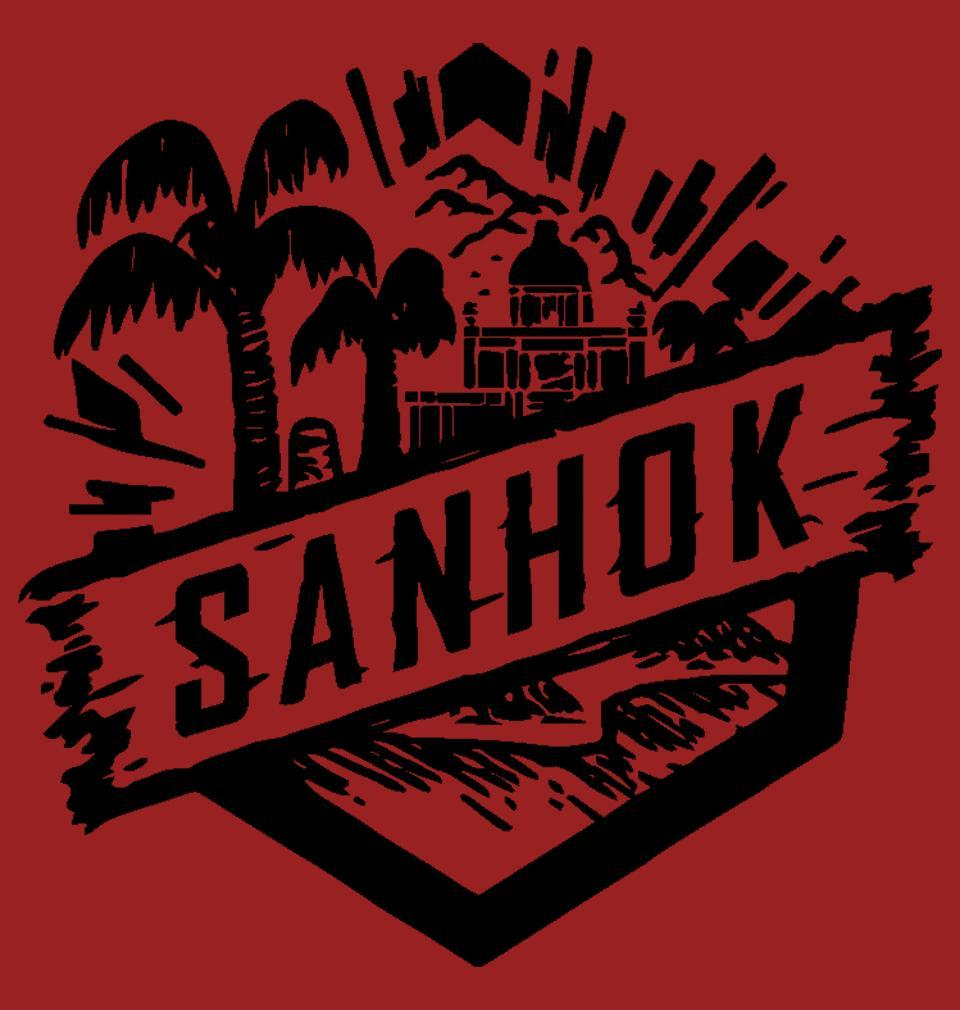 ektarfa.com Men Designs PUBG Sanhok Red Men Tees & Hoodie