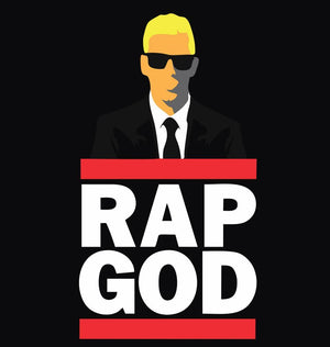 ektarfa.com Men Designs Rap God Men T shirts & Hoodie