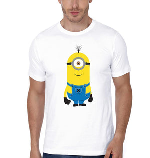 ektarfa.com Men Designs Single Eye Minion men T-Shirt & Hoodie