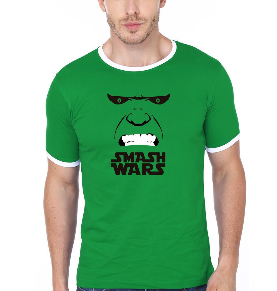 ektarfa.com Men Designs Smash Wars Men T-Shirt & Hoodie