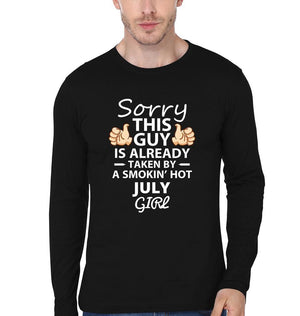 ektarfa.com Men Designs Sorry This Guy July Girl birthday Men t shirts and hoodies