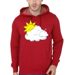 ektarfa.com Men Designs Sun BreakFast Men T-Shirt & Hoodie
