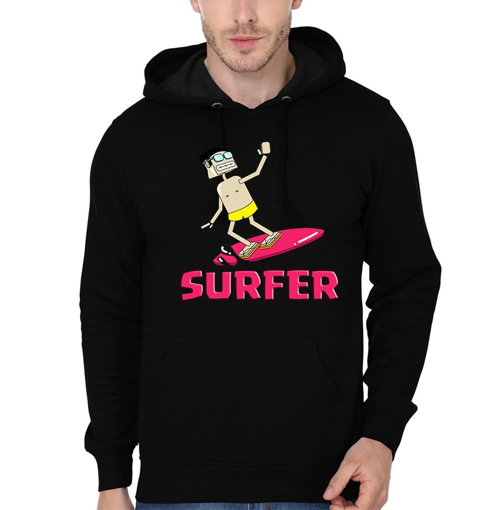 ektarfa.com Men Designs SURFER Men T-Shirt & Hoodie