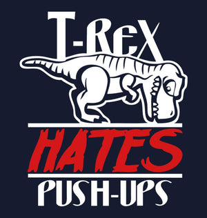 ektarfa.com Men Designs T-Rex Hate Men T-Shirts & Hoodies