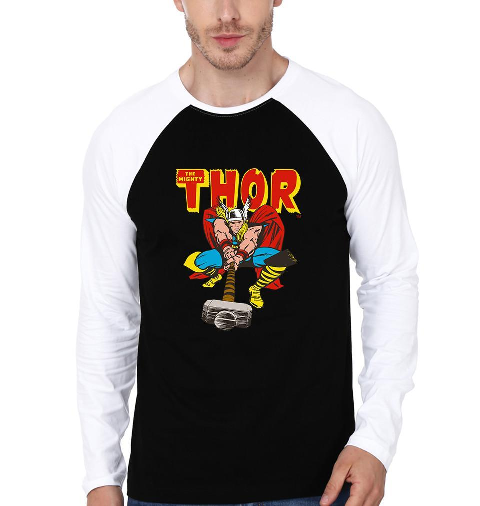 ektarfa.com Men Designs The Mighty Thor  Men T-Shirt & Hoodie