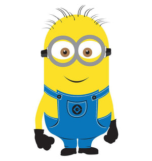 ektarfa.com Men Designs Two Eye Minion Men T-Shirt & Hoodie