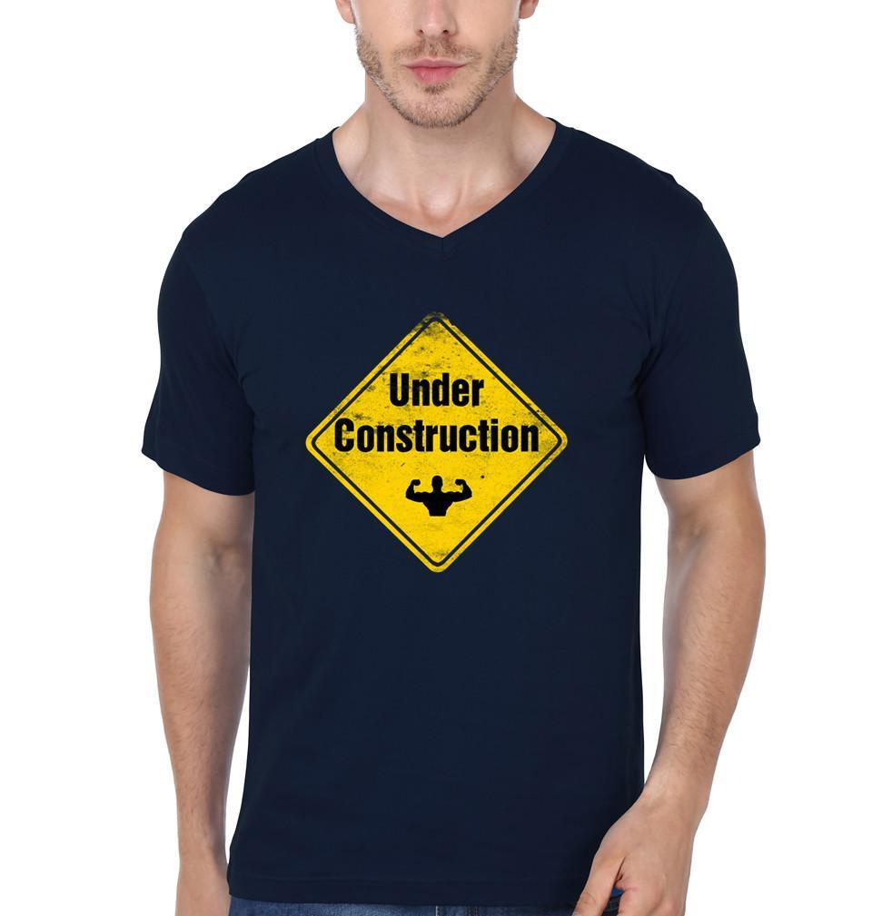 ektarfa.com Men Designs Under Construction Men T-Shirts & Hoodies